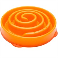 Dog Bowl For Fast Eaters | Slo-Bowl